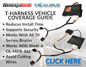 view our excalibur remote start t-harness vehicle coverage guide